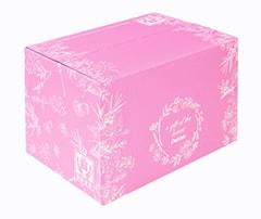 引き出物宅配ボックス|ピンク