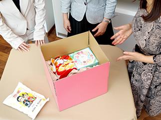 引き出物宅配は箱を開けた時の見え方も大切